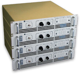 RF amplifier systems
