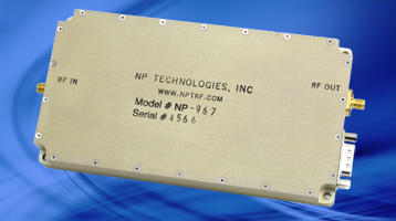 RF Amplifier Modules